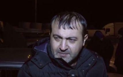 """""""Сам не знаю, что здесь делаю"""". На Киевщине задержали """"вора в законе"""" из Грузии"""