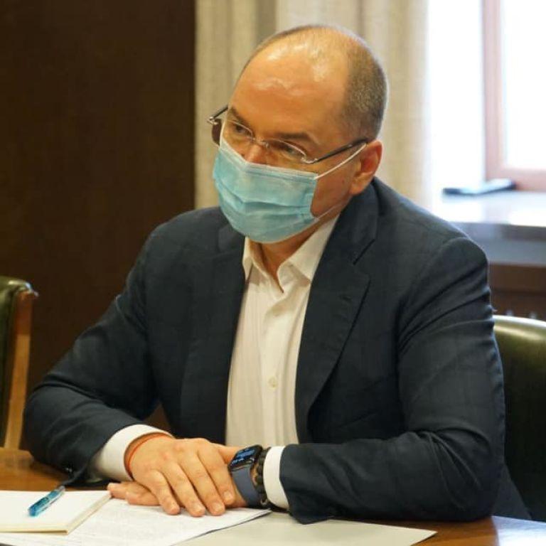 """Хворий на COVID-19 Степанов пообіцяв на собі перевірити, як працюють """"шляхи пацієнта"""""""