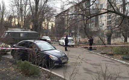 В Киеве в мусорном баке нашли тело зарезанного мужчины