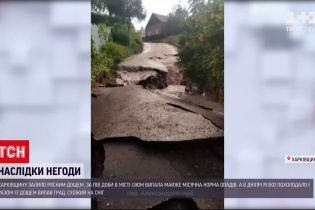 Погода в Украине: в Харьковской области выпала почти месячная норма осадков, а Днепр засыпало градом