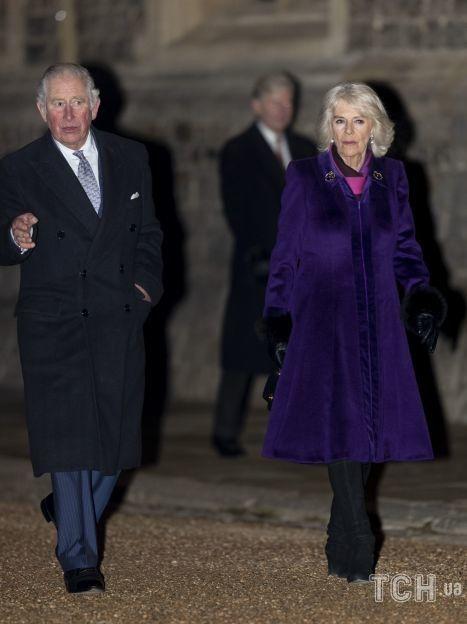 Герцогиня Корнуольська Камілла і принц Чарльз / © Getty Images