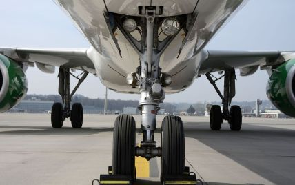 В Украине впервые донорский орган доставили пассажирским самолетом