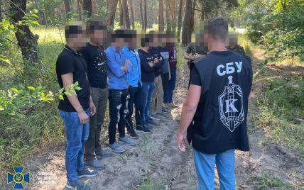 На кордоні України затримали афганців, які нелегально прямували з Росії до Євросоюзу