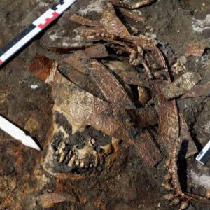 Археологи розкрили таємницю скіфського воїна із сибірського кургану: він був дівчиною