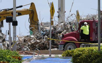 Обвалення будинку в Маямі: під завалами виявили ще двох жертв