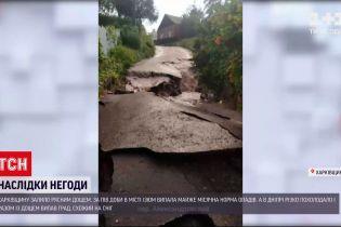 Погода в Україні: у Харківській області випала майже місячна норма опадів, а Дніпро засипало градом