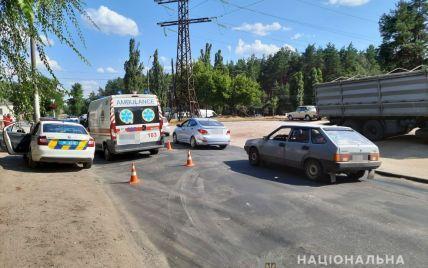 В Харькове скорая, ехавшая на вызов, насмерть сбила пешехода