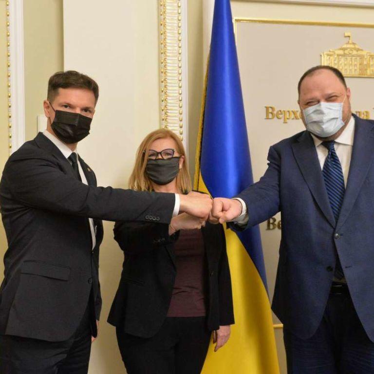 ВР рассчитывает на влияние Польши и Литвы в получении Украиной членства в НАТО