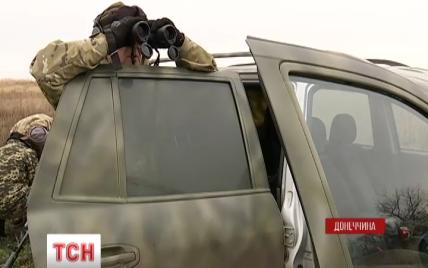 Боевики сосредоточили обстрел на донецком направлении