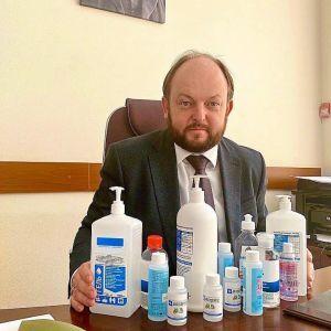 """У Мінекономіки звільнили керівника """"Укрспирту"""", але потім скасували наказ"""