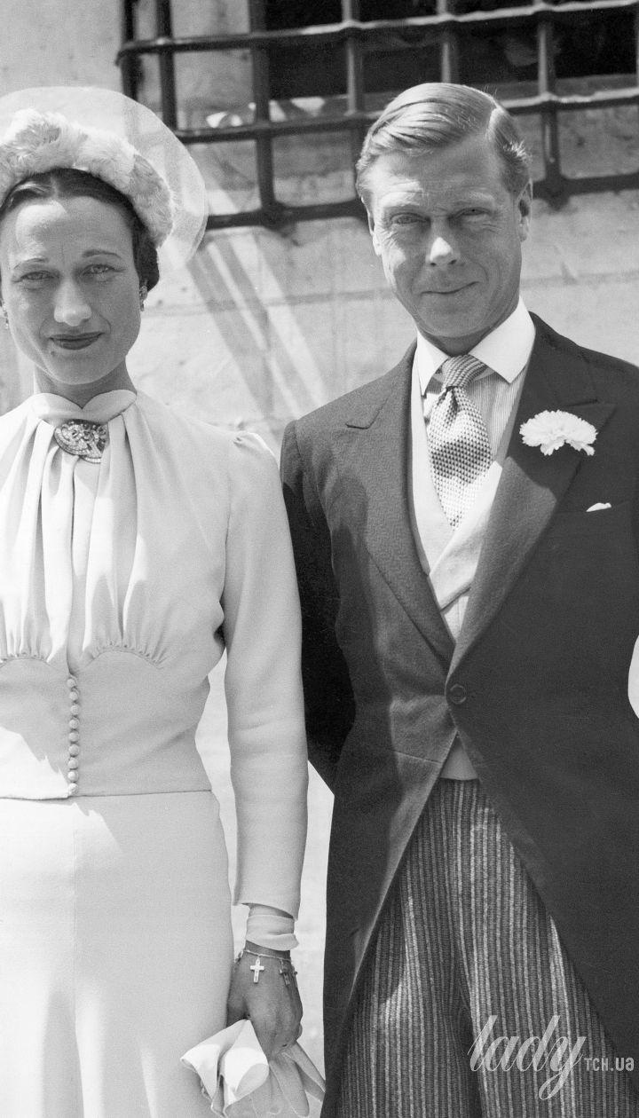 Герцог Виндзорский Эдуард и Уоллис Симпсон / © Associated Press