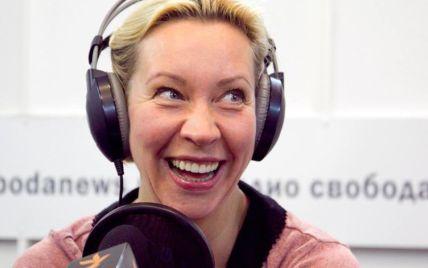 """Тетяна Лазарєва про заборону на російському ТБ: """"Я не затребувана у своїй країні"""""""