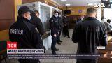 Новини України: першого підозрюваного увбивстві копа в Чернігові просять взяти під варту