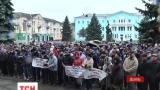 Шахтарі Волині вийшли на попереджувальний страйк