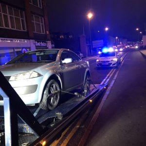 В Великобритании конфисковали авто через 30 секунд после покупки