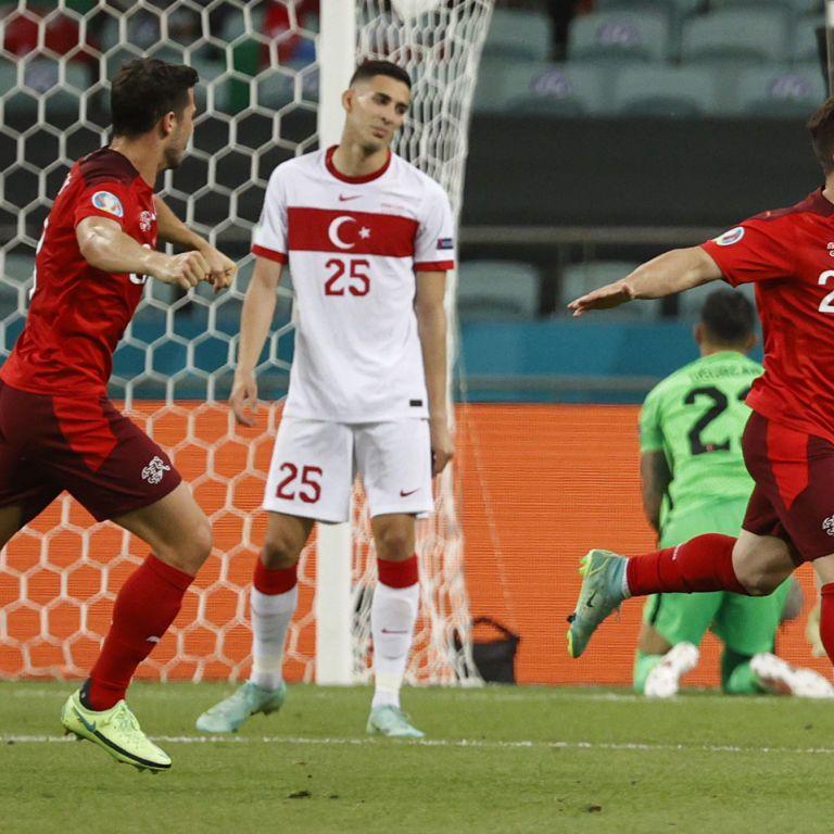 Євро-2020: Швейцарія розібралася з Туреччиною, але не гарантувала собі вихід до плейоф