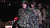 Кияни зібрали і провели в дорогу на Дебальцеве понад 40 військових
