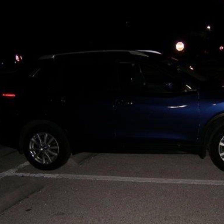 У США син переїхав свого батька, який вчив його паркуватися