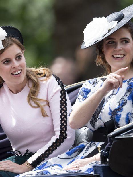Принцеса Євгенія і принцеса Беатріс / © Getty Images