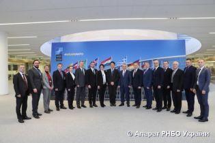 Україна і НАТО оновили дорожню карту з оборонно-технічного співробітництва