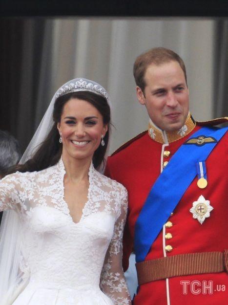 Кейт Миддлтон и принц Уильям / © Associated Press