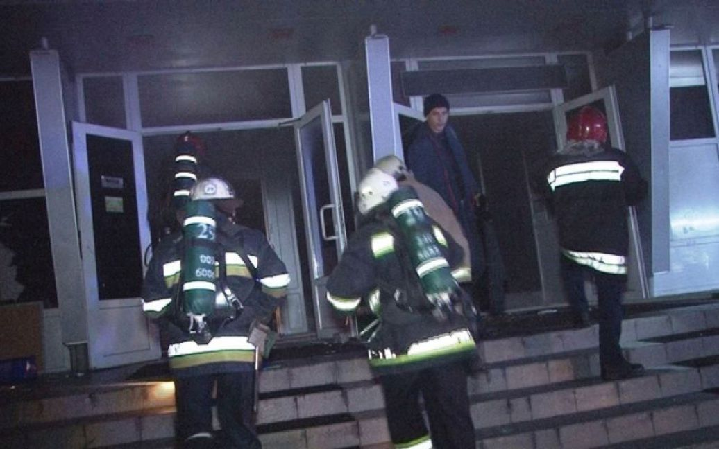 © Управление ГСЧС во Львовской области