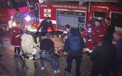 У Львові помер чоловік, який обгорів у нічному клубі