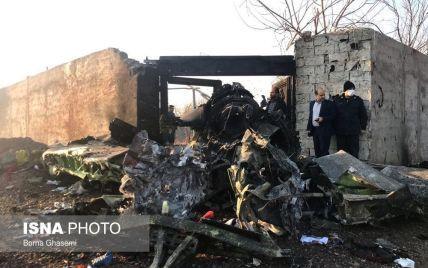 Авиакатастрофа МАУ: Иран пообещал допустить Украину к материалам дела