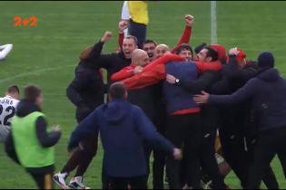 Сенсація Кубку України - Інгулець пробився у фінал