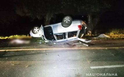 9 пасажирів в багажнику: водій, який віз 16 людей і допустив перекидання авто, був напідпитку
