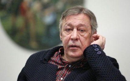 Суд відмовив у пом'якшенні вироку актору Михайлу Єфремову