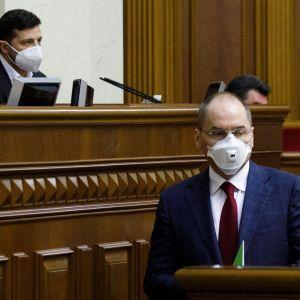 Степанова увовлили с должности министра здравоохранения