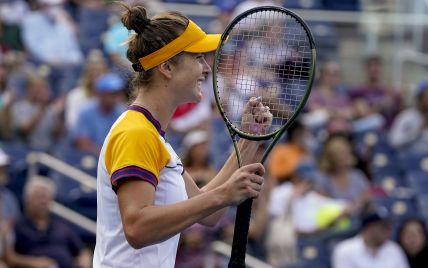 Выбросила из турнира россиянку: Свитолина уверенно вышла в 1/8 финала US Open