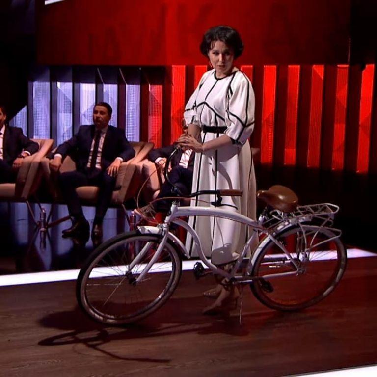 """""""Хто поїде на велосипеді Голобородька – стане президентом"""", - Мосейчук запропонувала політикам покататися"""