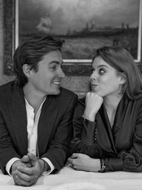 Принцесса Беатрис и Эдоардо Мопелли Моцци / © Instagram Эдоардо Мопеллі Моцці