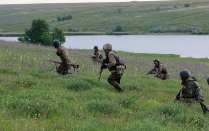 Ночь в зоне АТО: бой с диверсантами у Веселой Долины и затишье в Широкино