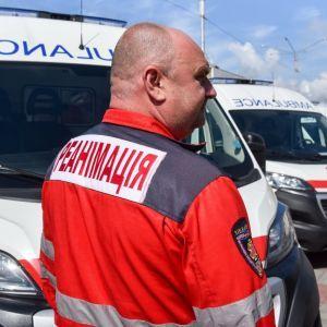 Потужний вибух гранати у Харкові: медики розповіли про стан трьох потерпілих