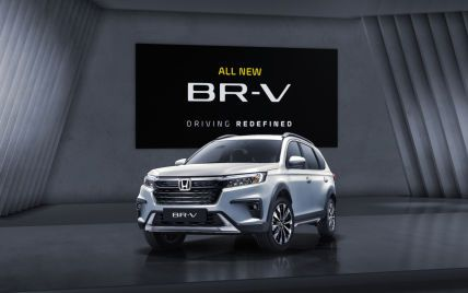 Honda представила новое поколение бюджетного кроссовера с семью местами