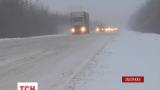 Снігові заметілі накрили весь Південь та Схід України