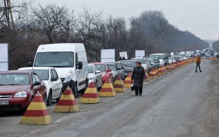 Контрольные пункты в зоне АТО на неделю изменят график пропуска граждан и транспорта