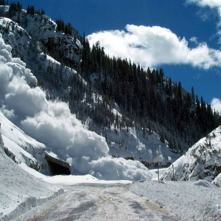 В Закарпатской области предупреждают о значительной снеголавинной опасности