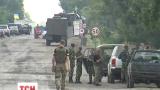 Боевики снова обстреляли Марьинку