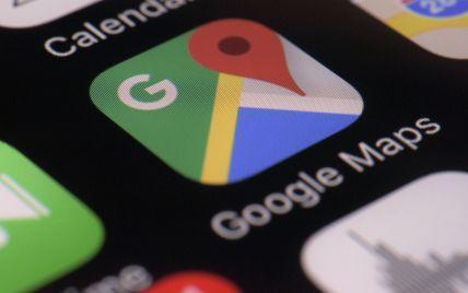 В Google Maps появилась новая функция — самый экологический автомобильный маршрут