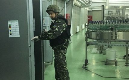 На Виннитчине из-за угрозы взрыва эвакуировали работников спиртзавода