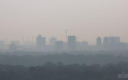 Надзвичайники попереджають киян про ще один день густого смогу