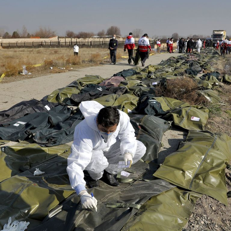 Іранська влада виплатить сім'ям загиблих у катастрофі українського Boeing по 150 тисяч доларів