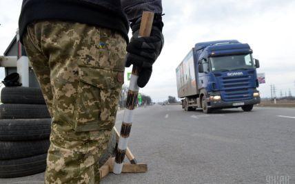 Киев планирует присоединиться к всеукраинской блокаде российских фур