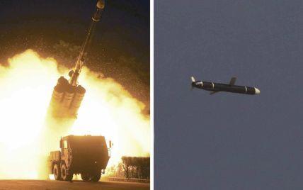 В Северной Корее испытали крылатую ракету, которая может долететь до берегов Японии