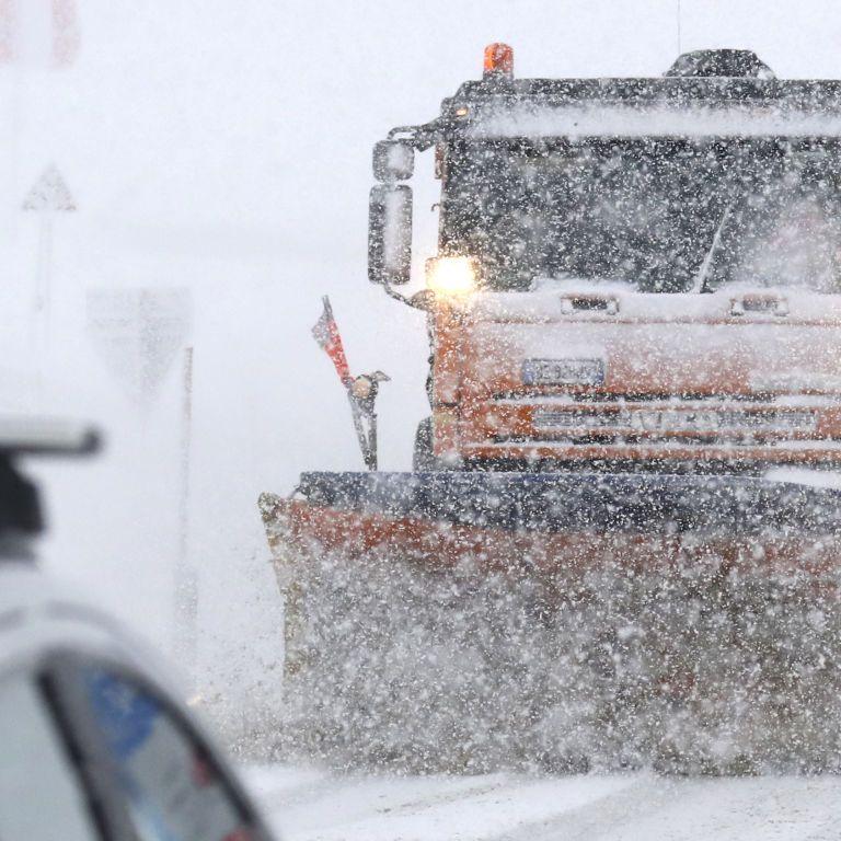 Предупредил о спецтехнике: в Черниговской области мужчина заявил о резне, чтобы ему почистили снег