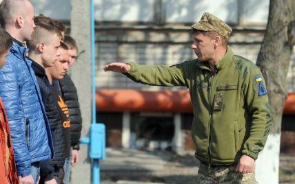 В Минобороны заявили, что готовятся к отмене срочной службы в Украине
